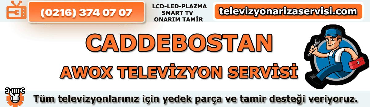 Caddebostan Awox Televizyon Tamircisi Özel Tv Servisi 0216 374 07 07