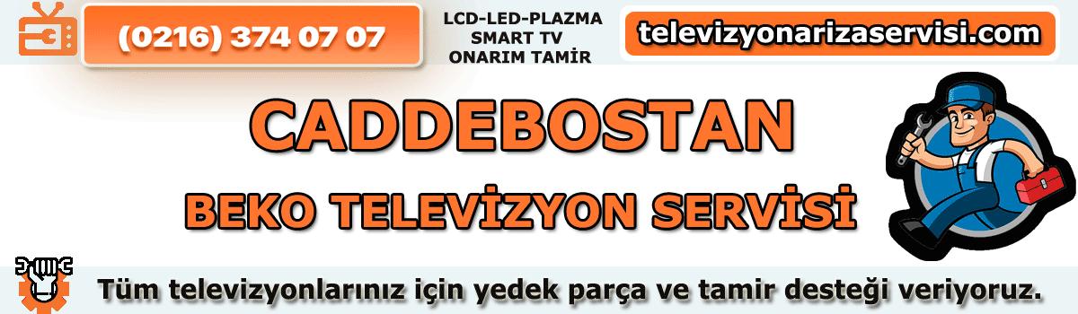 Caddebostan Beko Televizyon Tamircisi Tv Servisi 0216 374 07 07