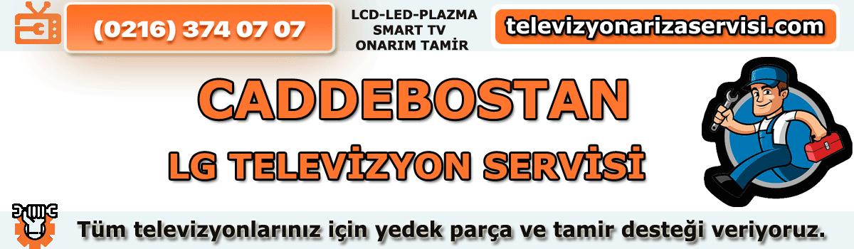 Caddebostan Lg Televizyon Tamircisi Özel Tv Servisi 0216 374 07 07