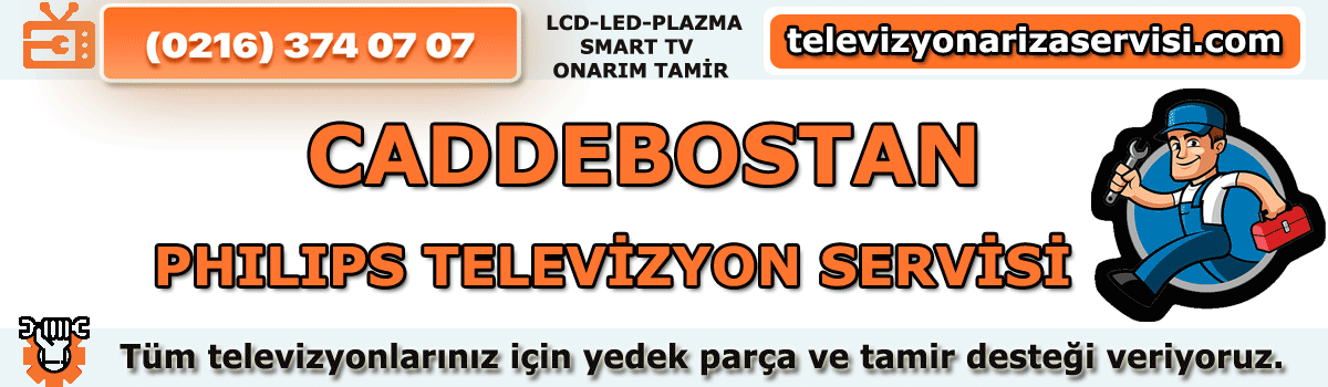 Caddebostan Philips Tv Tamircisi Özel Tv Servisi Tv Tamiri 0216 374 07 07