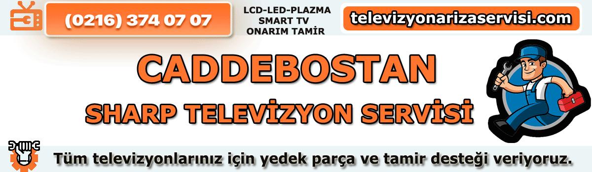 Caddebostan Sharp Televizyon Tamircisi Özel Servisi 0216 374 07 07