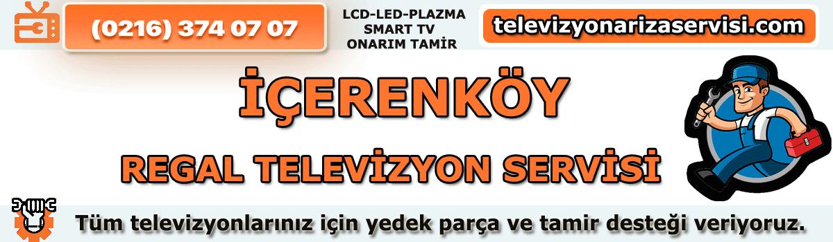 İçerenköy Regal Televizyon Tamircisi Servisi