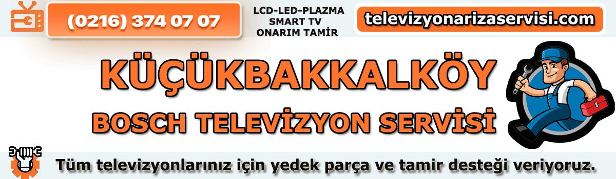 Küçükbakkalköy Bosch Tv Tamircisi Tv Servisi Tv Tamiri 0216 374 07 07