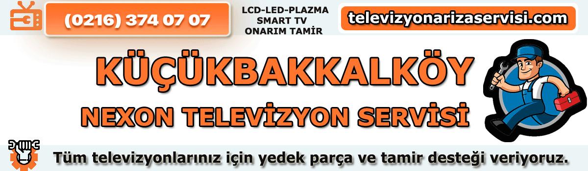 Küçükbakkalköy Nexon Tv Tamircisi Tv Servisi Tv Tamiri 0216 374 07 07