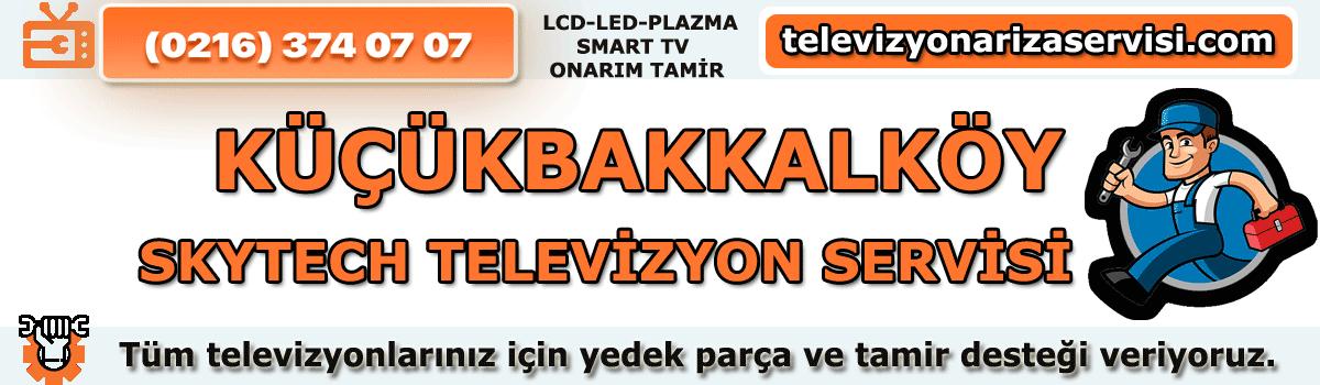 Küçükbakkalköy Skytech Televizyon Tamircisi Tv Servisi Tv Tamiri