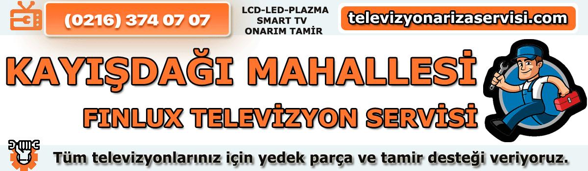 Kayışdağı Mahallesi Finlux Televizyon Tamircisi Tv Tamiri 0216 374 07 07