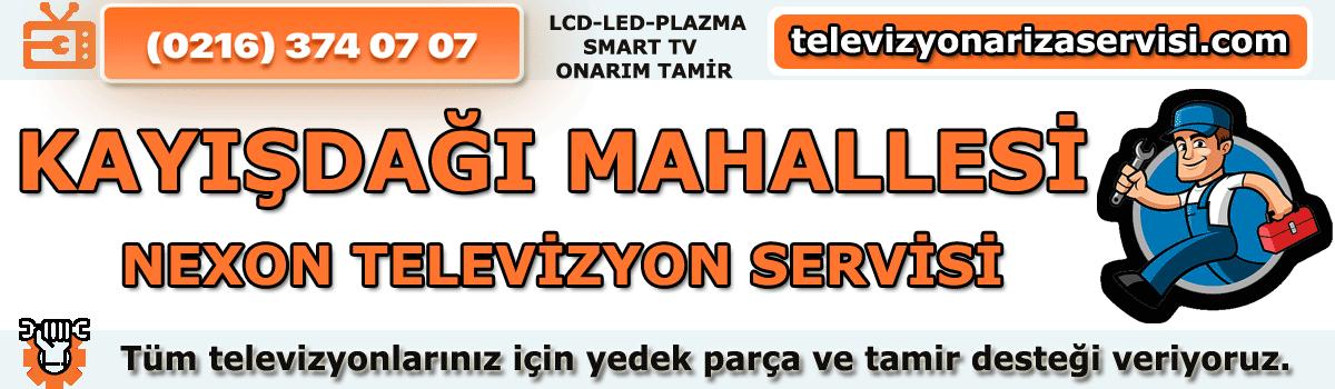 Kayışdağı Mahallesi Nexon Televizyon Tamircisi Özel Tv Servisi