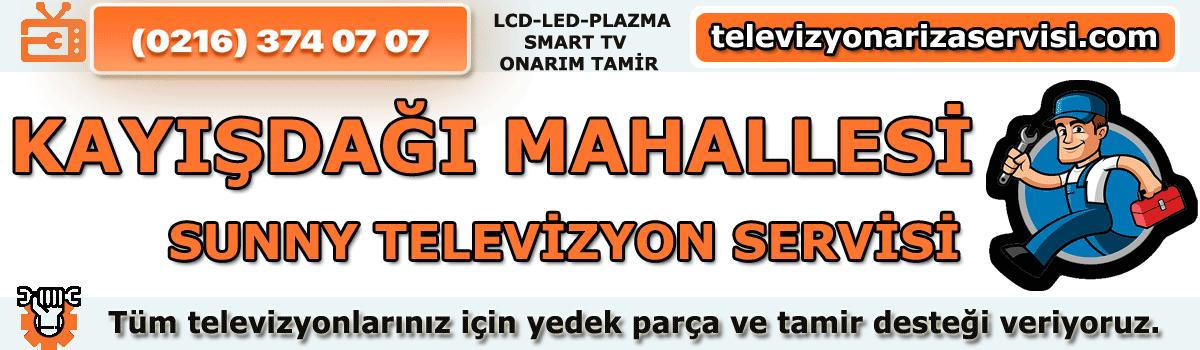 Kayışdağı Mahallesi Sunny Televizyon Tamircisi Tv Servisi 0216 374 07 07