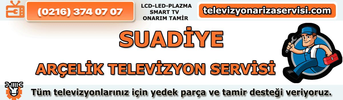 Suadiye Arçelik Televizyon Tamircisi Tv Servisi Tv Tamiri 0216 374 07 07