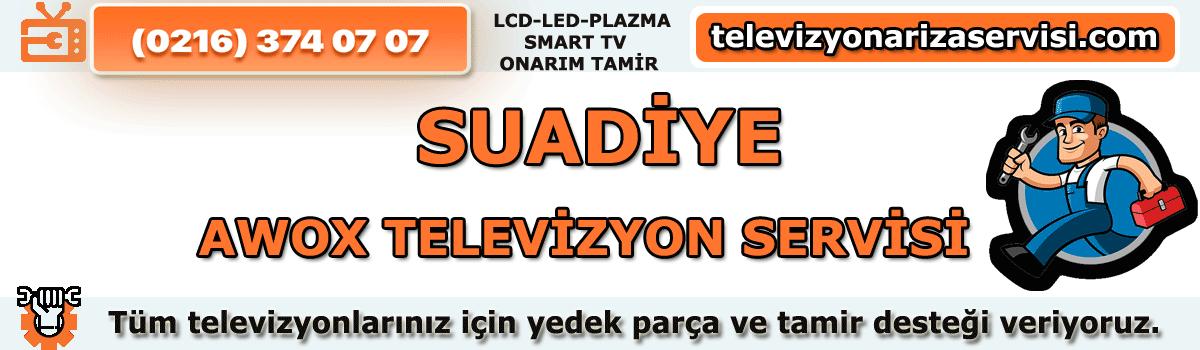 Suadiye Awox Tv Tamircisi Tv Özel Servisi Tv Tamircisi 0216 374 07 07