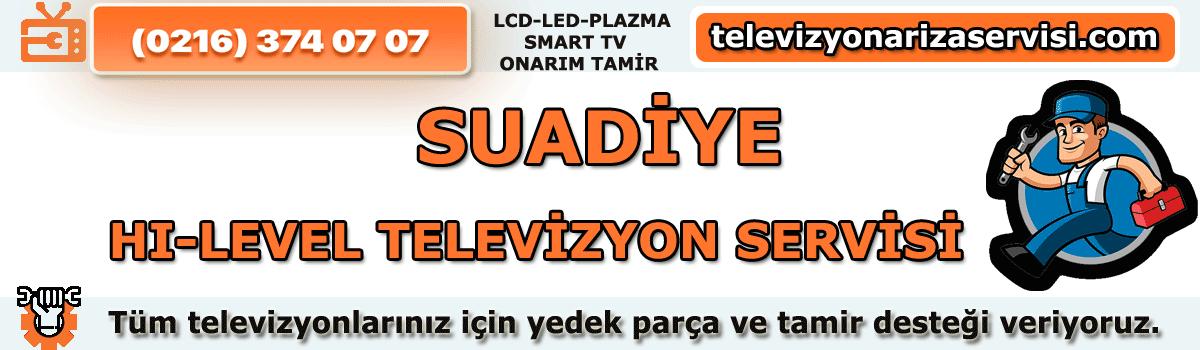 Suadiye Hi-level Televizyon Tamircisi Özel Tv Servisi 0216 374 07 07