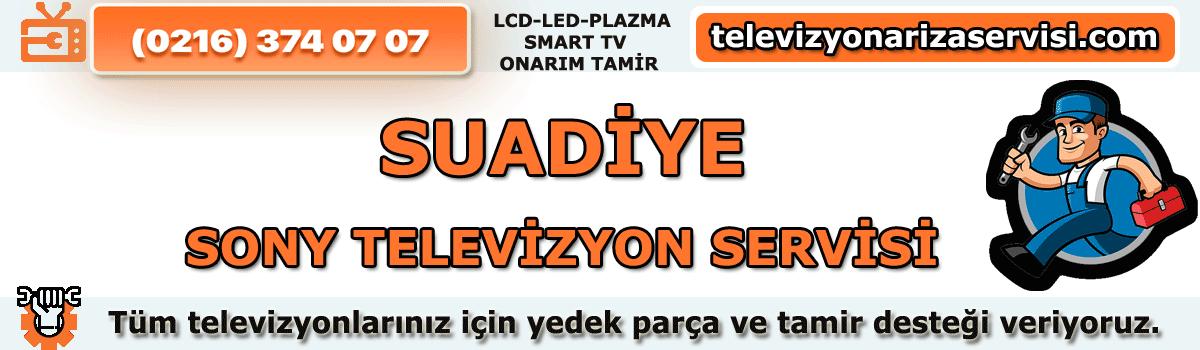 Suadiye Sony Televizyon Tamircisi Tv Servisi Tv Tamiri 0216 374 07 07