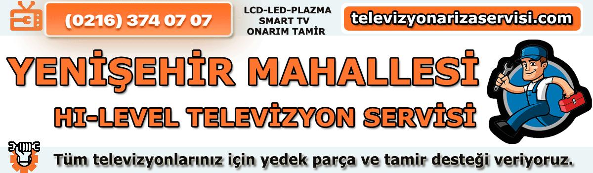 Yenişehir Mahallesi Hi-level Televizyon Tamircisi Tv Servisi