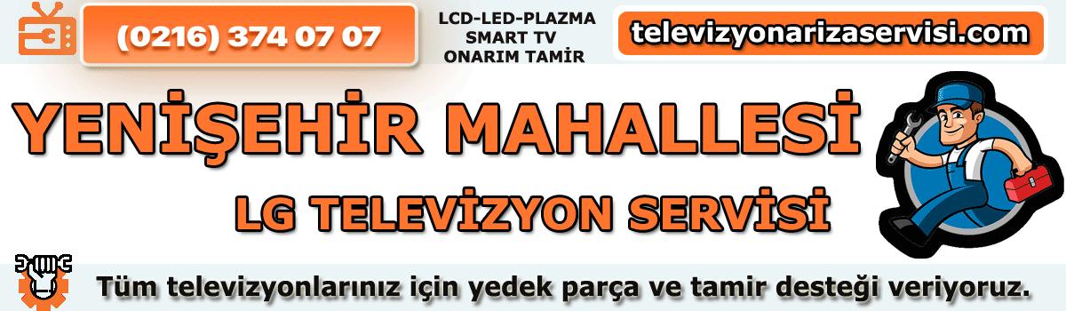 Yenişehir Mahallesi Lg Televizyon Tamircisi Tv Servisi 0216 374 07 07