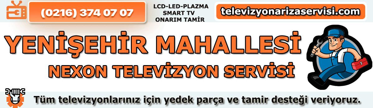 Yenişehir Mahallesi Nexon Tv Tamircisi Tv Servisi 0216 374 07 07