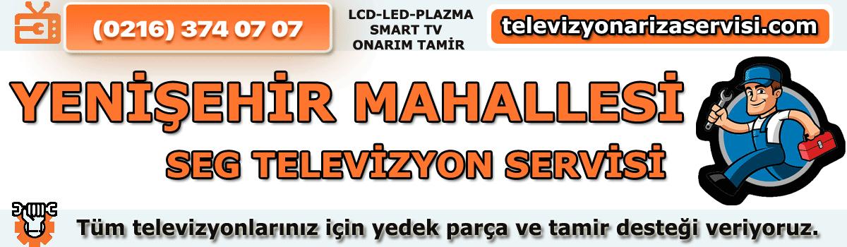 Yenişehir Mahallesi Seg Televizyon Tamircisi Tv Servisi 0216 374 07 07