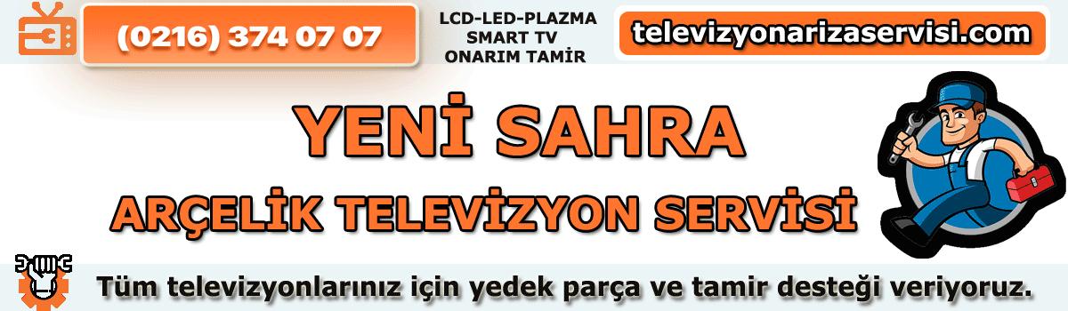 Yenisahra Arçelik Televizyon Tamircisi Tv Servisi 0216 374 07 07