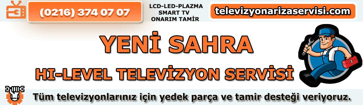 Yenisahra Hi-level Televiyon Tamircisi Tv Servisi Tv tamiri 0216 374 07 07
