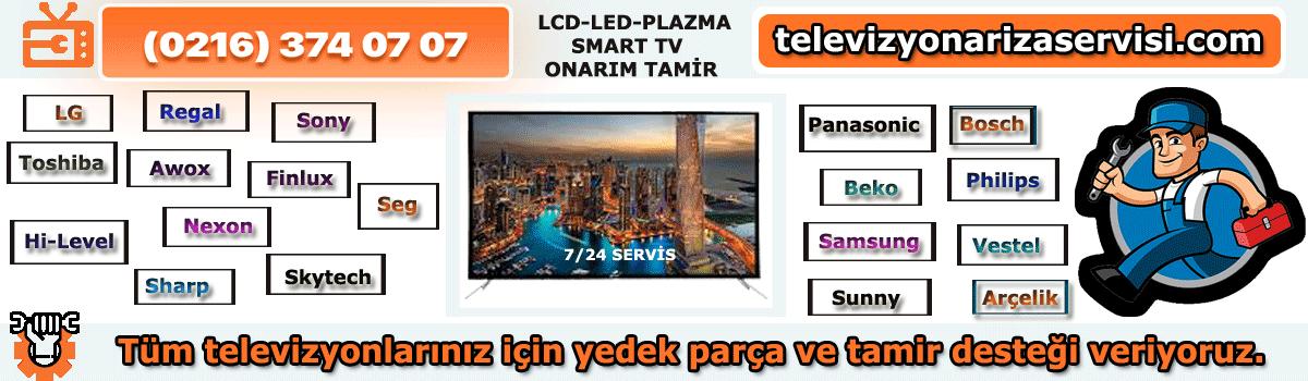 Koşuyolu Seg Televizyon Tamir Özel TV Servisi 0216 374 07 07