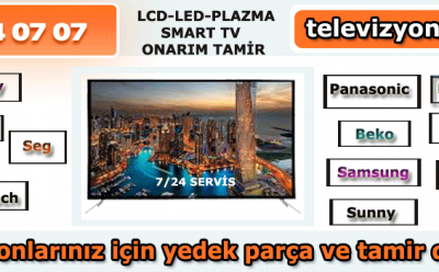 Koşuyolu Sharp Tv Tamir Özel Tv Servisi 0216 374 07 07