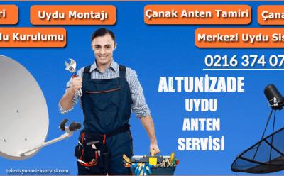 Altunizade Uydu Anten Servisi