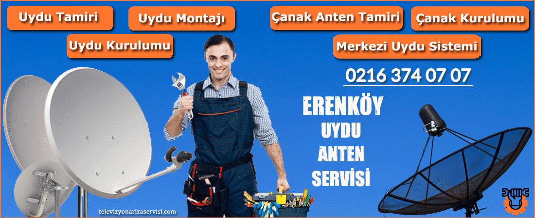 Erenköy Uydu Anten Servisi Çanak Anten Ayarı
