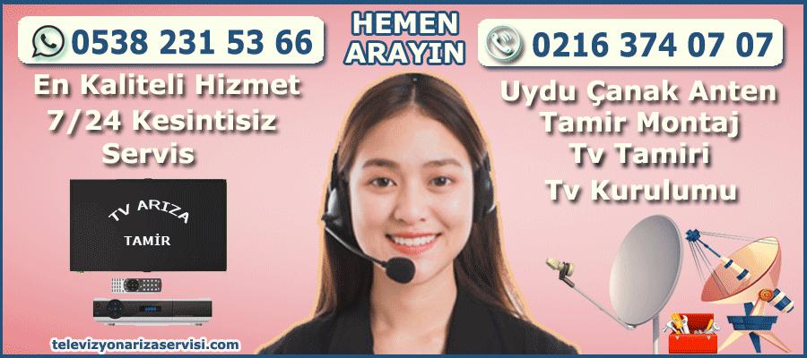 küçükbakkalköy uydu anten servisi çağrı merkezi televizyonarizaservisi.com